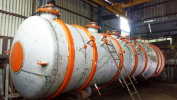 Pressure Vessels Fabrication - Overview