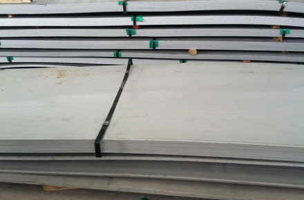 ASTM A240 Grade B Alloy Steel Sheets, Plates & Coils
