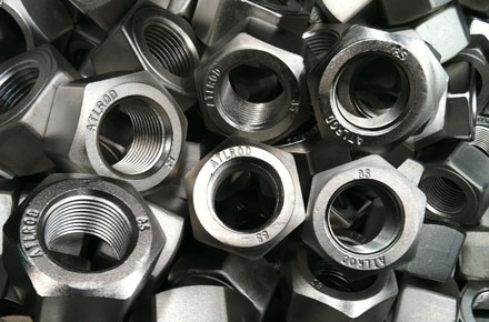 Alloy Steel Nut Bolt