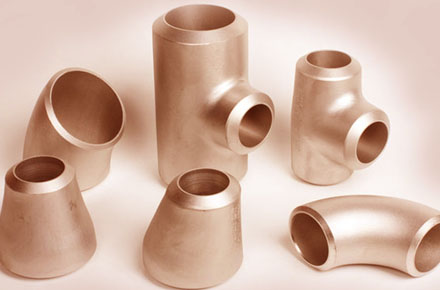 Copper Nickel Alloy Buttweld Fitting