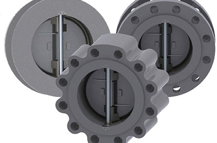 Steel Dual Plate Check Valves