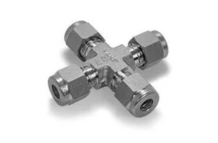 Flareless Compression Pipe Fittings