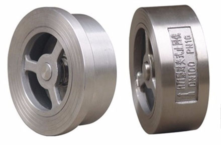 Steel Lug Dual Plate Check Valves