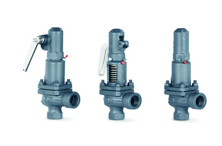 Steel Safety Valves
