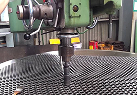 Stainless Steel Drilling